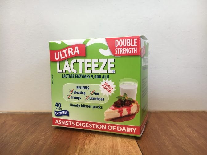 Lacteeze Ultra Double Strength 40