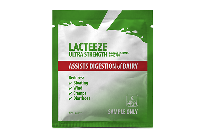 Lacteeze Ultra Double Strength 4 Caps